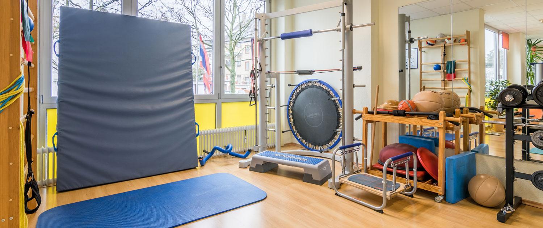 PIEPER ars movendi – MTT Fitness-Bereich